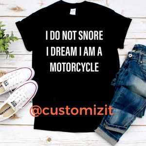 I do not snore 😴